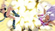 Azuma blasts Mirajane and Lisanna