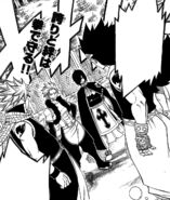 The 4 Dragon Slayers Meets