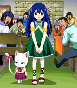 Wendy becomes Member FairyTail