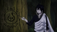 Zeref teaching Magic