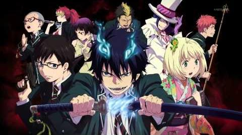 Ao no Exorcist OST - 16 Assiah Fantasia First Movement Call me later