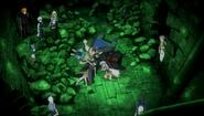 Garou Knights defeated