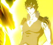 Laxus released power