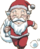 Makarov as Santa