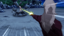 August pierces Mirajane's heart