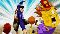 Nichiya s defeat