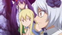 Yukino after Deneb fails