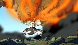 Natsu Come Fuego