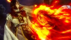 Natsu se dirige hacia Rogue