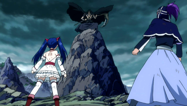 File:Wendy and Bickslow face Erigor.PNG