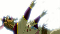 Yomazu defeated