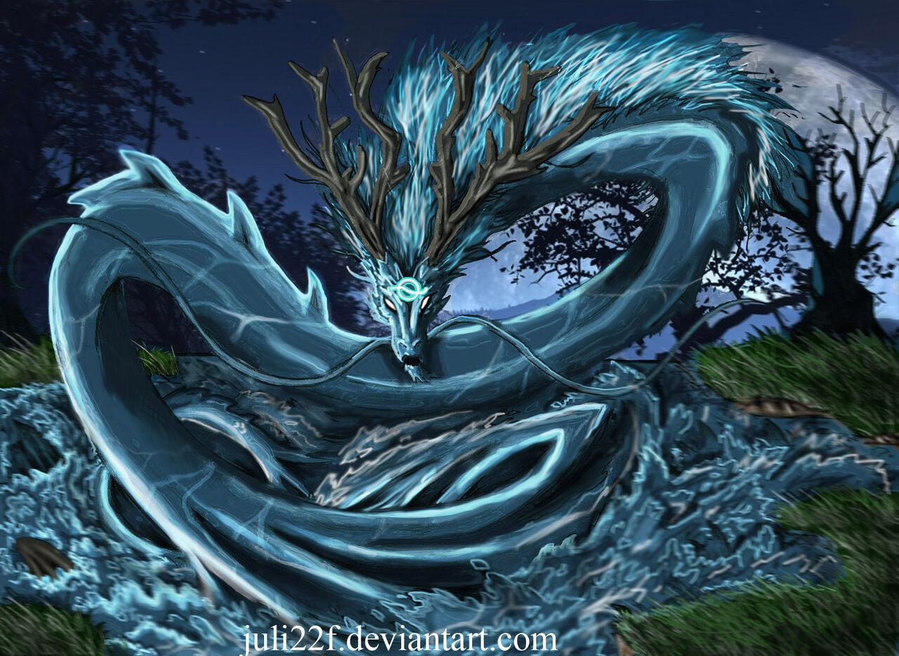Imagen - Dragon de agua by juli22f.jpg   Fairy Tail Wiki   FANDOM ...