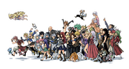 Slider - Characters