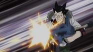 Chain Blade Gunner