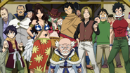 Lucy releases Fairy Tail