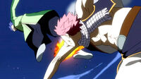 Natsu Defeat Yuka
