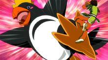 Take Over - Pinguino