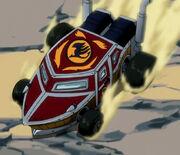 Magical Vehicles Edolas