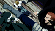 Gildarts attacks the nuns