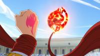 Marca de Cabello Anime