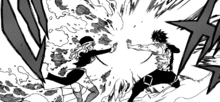 Juvia y Gray Luchando en Contra de su Voluntad