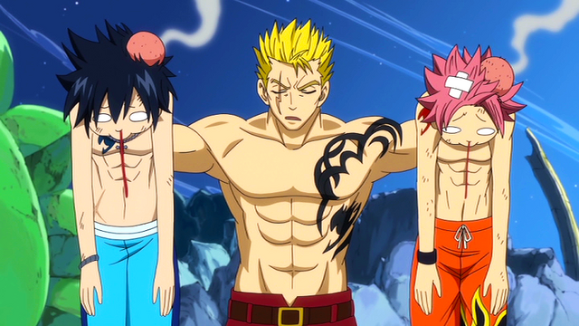 File:Laxus with the culprits.png