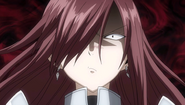 Erza after the punch