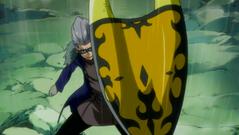 Escudo Dorado Anime