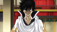 Zeref reveals his plan to Gray