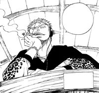 Fairy Tail Laxus' First Manga Appearance