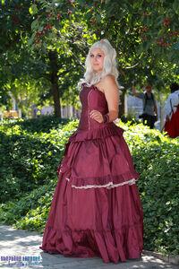 Mirajane strauss cosplay by dertuli audrey-d71733x