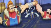Neppa y Uosuke son tragados por la sombra