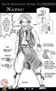 Anime Design Natsu 1