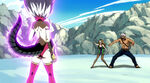 Elfman y Evergreen vs Mirajane