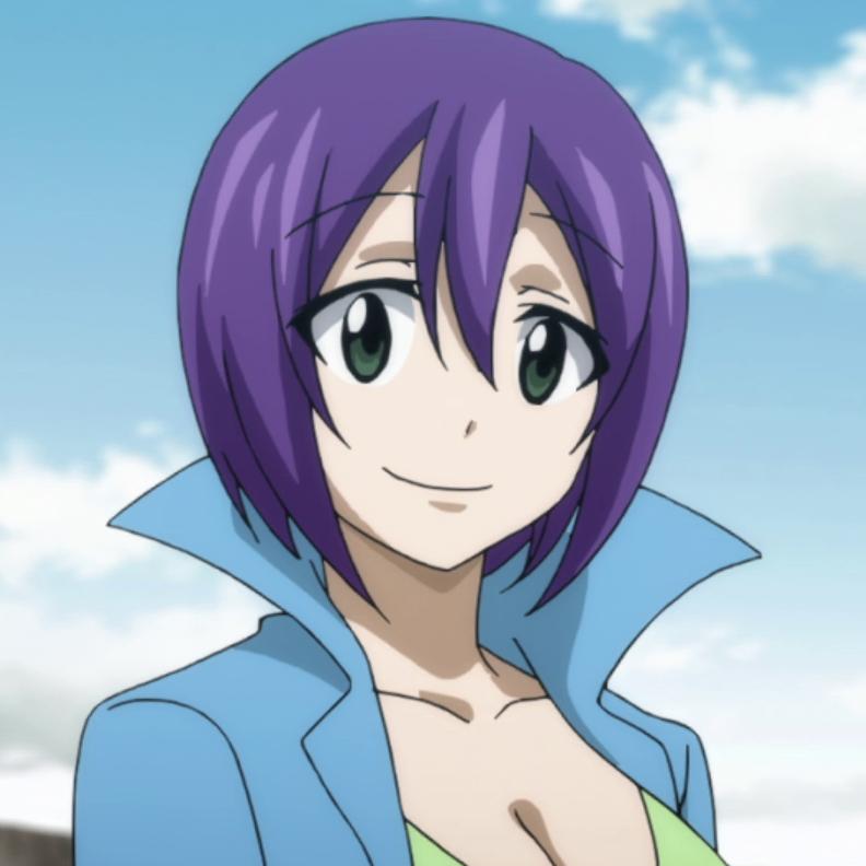 Kinana | Fairy Tail Wiki | FANDOM powered by Wikia