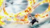 Crimson Lotus: Exploding Flame Blade