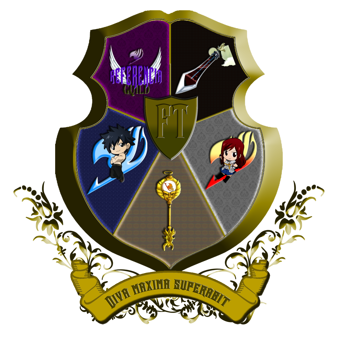 Fairy tail wiki talkreferencia guildarchive 2 fairy tail wiki guilds crest badge buycottarizona Gallery