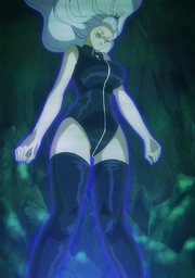 Mirajane powers up