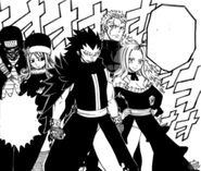 Fairy Tail equipo B