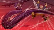 Cubellios' Tail Attack