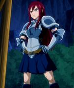 Heart Kreuz Armor Tercer Modelo anime