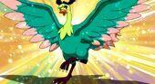 Dusza Zwierzęcia: Ptak