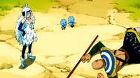 Angel beats Jura with Gemini's help