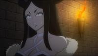 Minevra wraca do siedziby Succubus Eye
