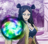 Minerva is preparing to attack