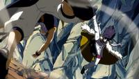 Natsu vence a Midnight