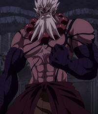 Demon Jiemma's appearance
