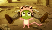 Frosch defendsRogue