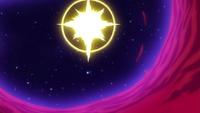 Celestial Spirit King's Galaxia Blade