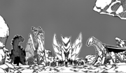 Los dragones se reunen con Fairy Tail
